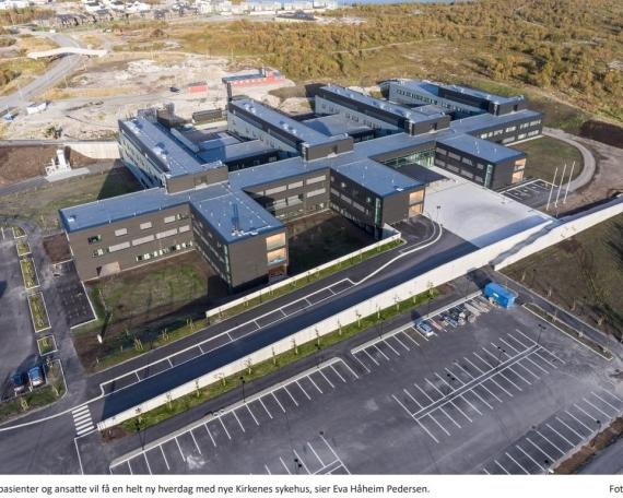 Nye Kirkenes Sykehus
